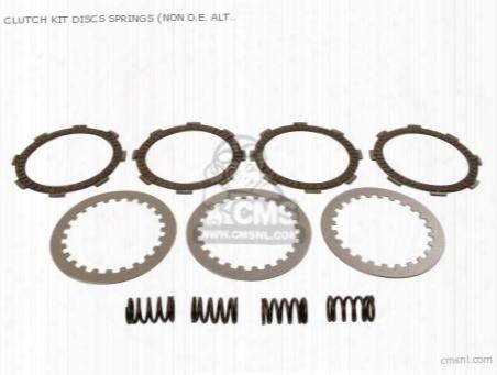 Clutch Kit Discs Springs (non O.e. Alternative)