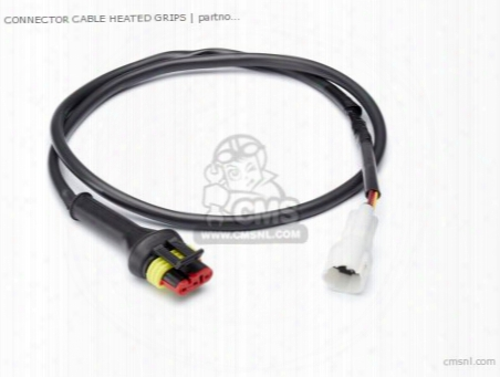 Connector Cable Heated Grips