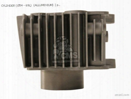 Cylinder (��54 - 69l) (alluminium)