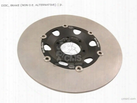 Disc, Brake (non O.e. Alternative)