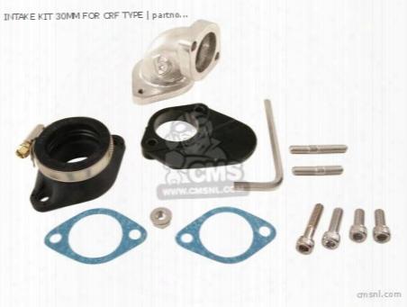 Intake Kit 30mm For Crf Type