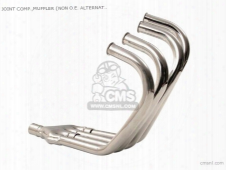 Joint Comp.,muffler (non O.e. Alternative)
