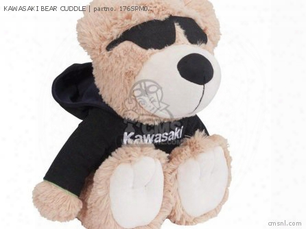 Kawasaki Bear Cuddle