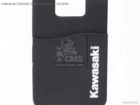 Kawasaki Phone Card H