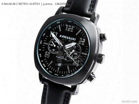 Kawasaki Retro Watch
