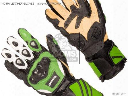 Ninja Leather Gloves