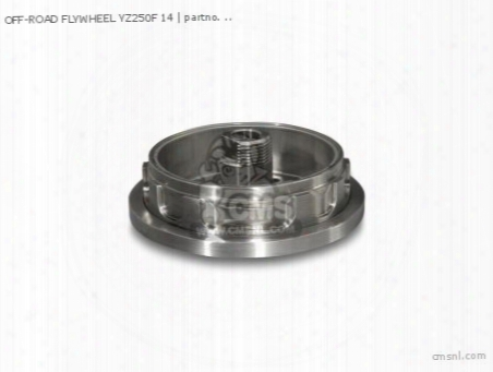 Off-road Flywheel Yz250f 14
