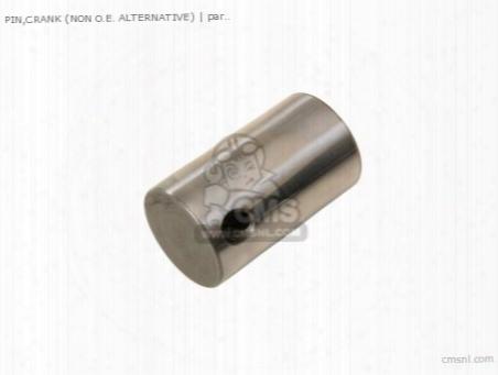 Pin,crank (non O.e. Alternative)