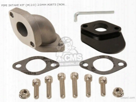Pipe Intake Kit (pc20) 20mm Ports (non O.e. Alternative)