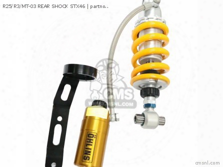 R25/r3/mt-03 Rear Shock Stx46