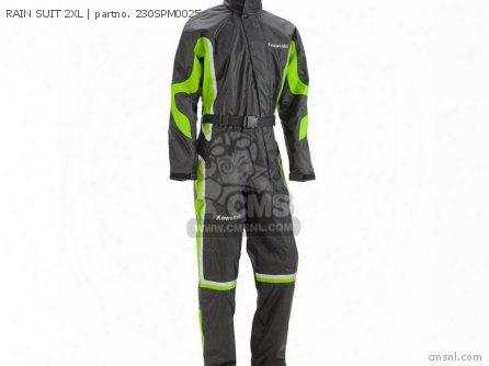 Rain Suit 2xl