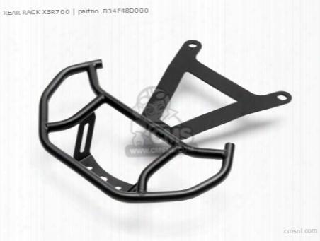 Rear Rack Xsr700