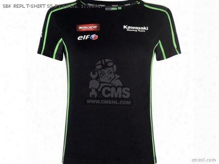 Sbk Repl T-shirt Ss F