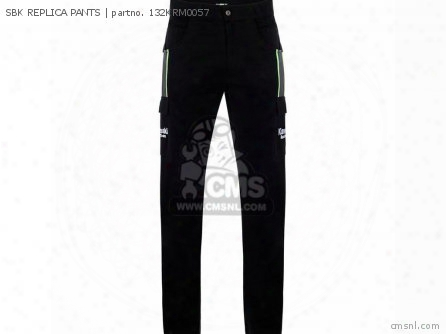 Sbk Replica Pants