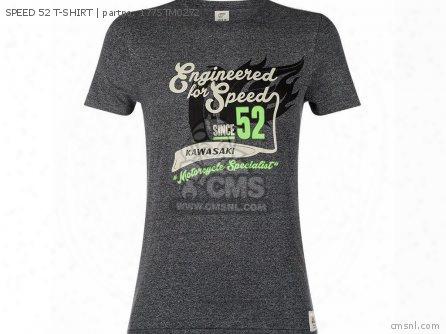Speed 52 T-shirt