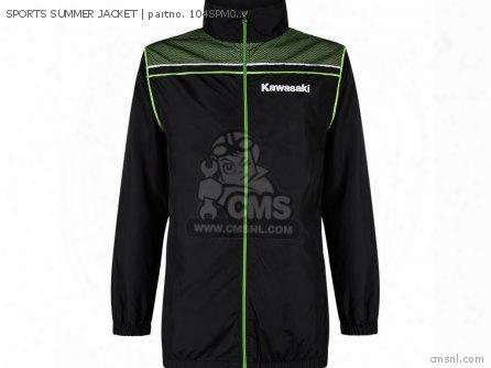 Sports Summer Jacket