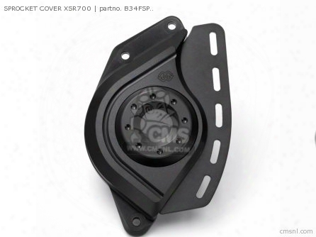 Sprocket Cover Xsr700