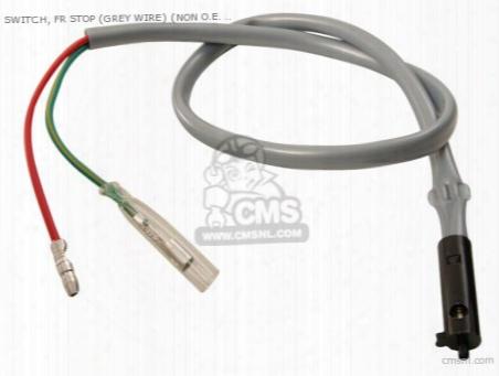 Switch, Fr Stop (grey Wire) (non O.e. Alternative)
