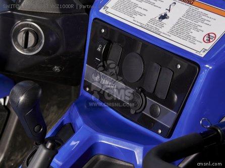 Switch Panel Kit Yxz1000r