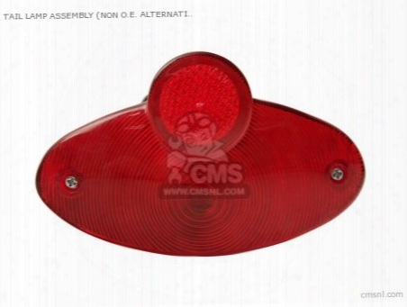 Tail Lamp Assembly (non O.e. Alternative)