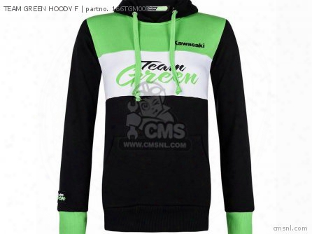 Team Green Hoody F
