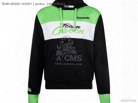 Team Green Hoody