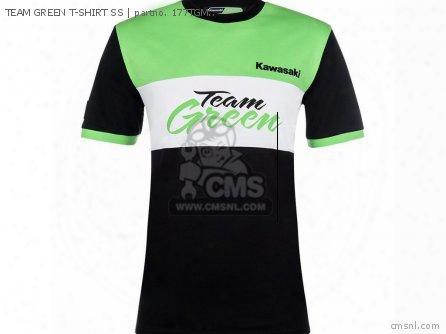 Team Green T-shirt Ss
