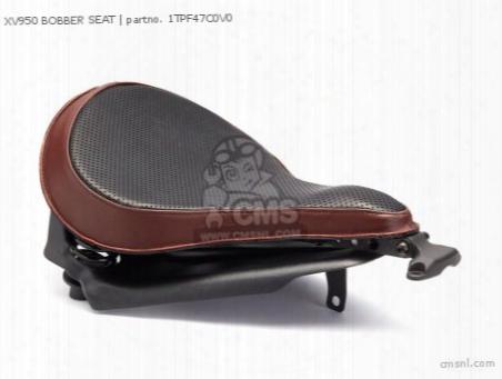 Xv950 Bobber Seat