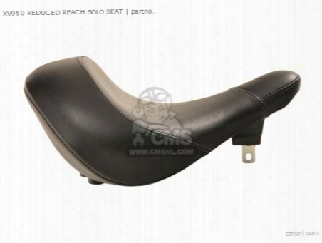 Xv950 Reduced Reach Solo Seat