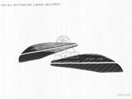 Yzf-r3- Eu Tank Pad