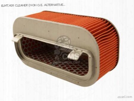 Elmt,air Cleaner (non O.e. Alternative) (emgo)