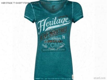 Heritage T-shirt Fema