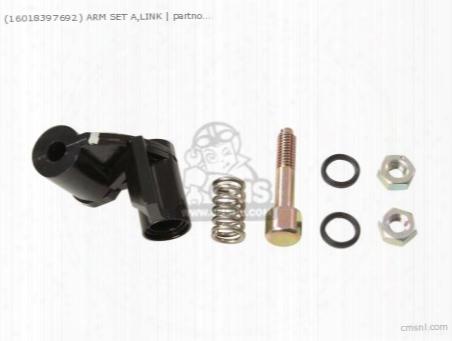 (16018-kch-850) Arm Set A,link