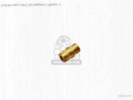 (16164km7961) Jet,needle