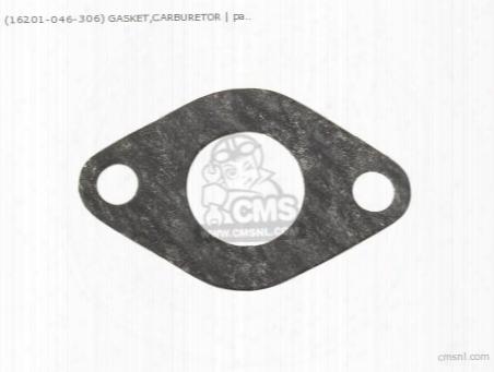 (16201046306) Gasket Carb