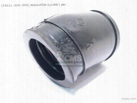 (16211300305) Insulator A,carb