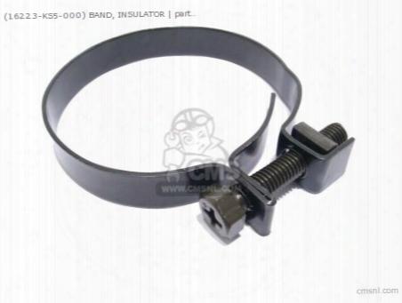 (16219mb0770) Band, Insulator