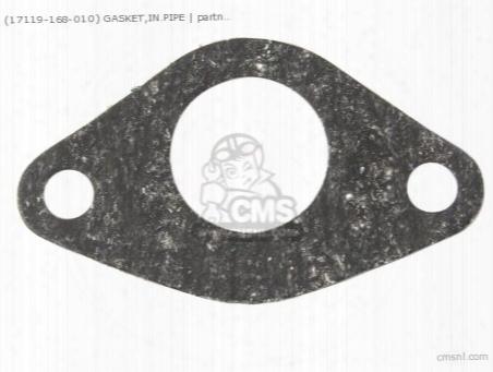 (17119168306) Gasket,in.pipe