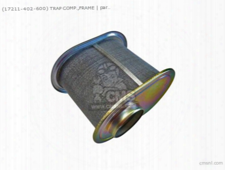 (17211402600) Trap Comp.,frame