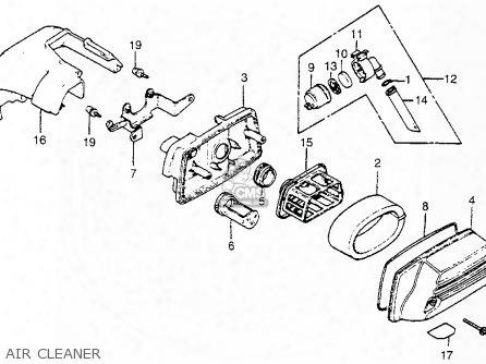 (17212gs9405) Seal,air/c Cover