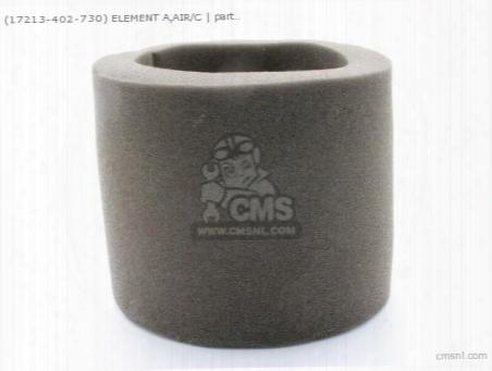 (17213402730) Element A,air/c