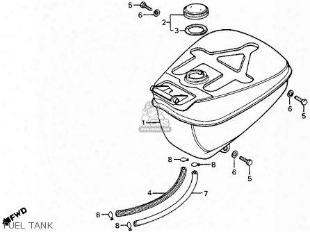 (17500102701ec) Tank Comp.,fuel