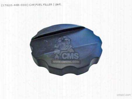 (17620449003) Cap,fuel Filler
