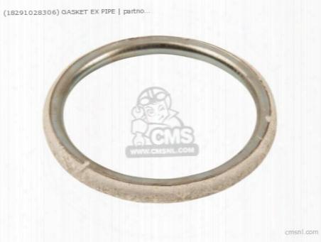 (18291028306) Gasket Ex Pipe