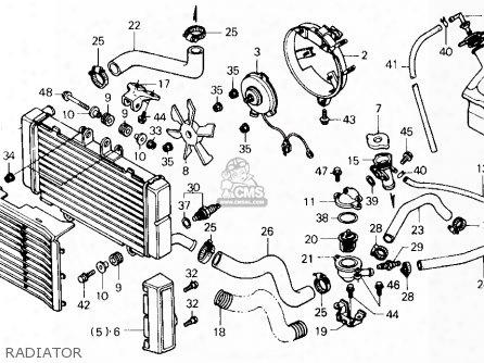 (19516ml7691) Clamp,radiator Ho