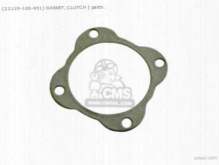 (22119035306) Gasket Clutch
