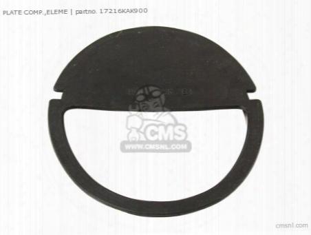 Plate Comp.,eleme
