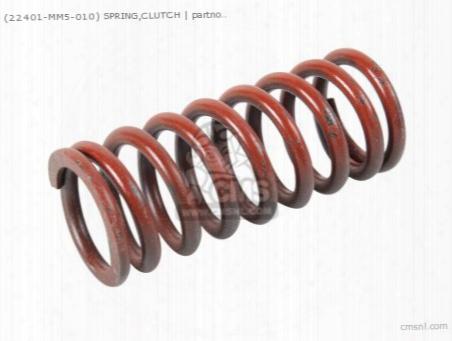 (22401mm5010) Spring,clutch