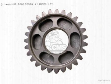 (23461mr1700) Gear,c-3
