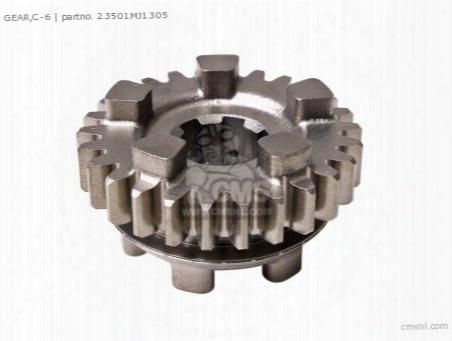 (23501mj1660) Gear,c-6